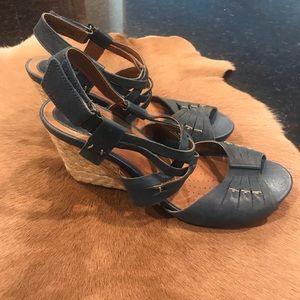 Clark's Artisan Kyna Wedge Sandal Size 9M